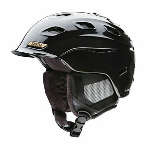 Smith Ski Helmet Snowboard Helmet Vantage W Mips Black Plain Colour
