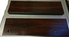 SONY ES Series WOODEN (Rosewood) side panels Vintage Original Rare 3 sizes