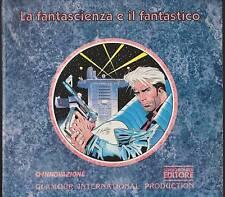 NATHAN NEVER - LA FANTASCIENZA E IL FANTASTICO - GLAMOUR 1992