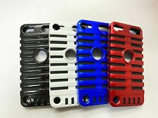 iPod touch 5/6  2 In 1 Shock Proof Striped Hard Back Case