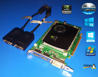 HP Compaq Elite 8000 8100 8200 8300 MicroTower Dual VGA/Displayport Video Card