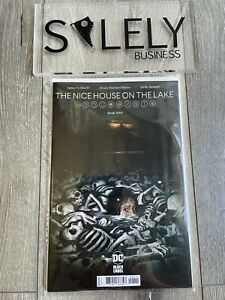 Nice House On The Lake #1 Cover A 1st Print DC Black Label Tynion IV NHOTL