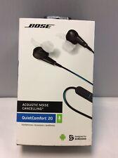 BOSE QUIET COMFORT 20. ACOUSTIC NOISE CANCELING HEADPHONES. Samsung