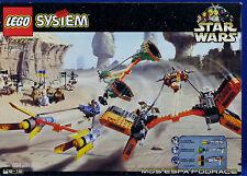 Lego Star Wars #7171 Mos Espa Podrace New Sealed HTF