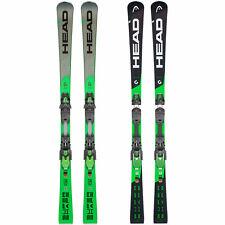Head Supershape i.Magnum SW  Ski + PRD 12 GW Bindung Herren-Alpinski Pisten Set