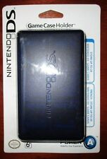 Nintendo DS/DSi Game Case - Blue - Holds 24 Games - New-Sealed-Free Shipping!