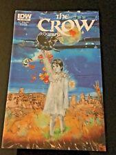 The Crow Curare #1-5 - James O Barr - IDW Comics NM