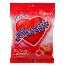 SWEET & SOUR Flavour Rakam Candy Tropical Thai Fruit Heartbeat Thailand