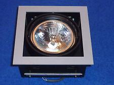 DELTA 202.62.00.0 design LAMPE spot MODULAR encastrable CARRE lamp Spotlight IP