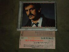 Frank Zappa Jazz From Hell with Japanese inserts & OBI