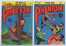 Phantom  #850 & 903 VF NM 1988 Sydney Australian King Features Gordon & Gotch