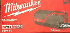 Milwaukee 2891-20 M18 / M12 Wireless Jobsite Speaker