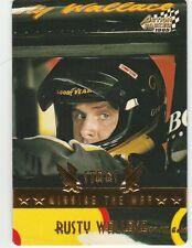 Rusty Wallace 6 Card Super Super Star Lot!!!  Nascar