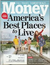 Money Magazine September 2012 FREE SHIPPING (Buy 1 Get others at 50% off )