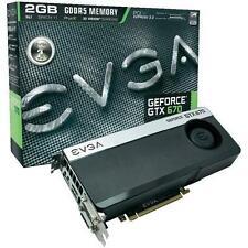 EVGA (02G-P4-2670-KR) 2 GB GDDR5 SDRAM PCI Express Graphic Card