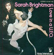 """SARAH BRIGHTMAN - LOVE IN A EF.O ILLUSIONS OF LOVE 7"""" UNIQUE (S9500)"""