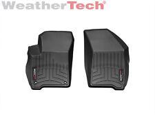 WeatherTech FloorLiner Mats for Dodge Journey - 2011-2018 -1st Row- Black