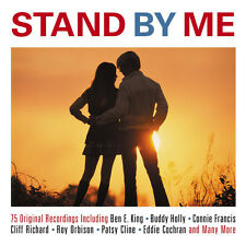 Stand By Me VARIOUS ARTISTS Best Of 75 Love Songs ROMANTIC Music NEW SEALED 3 CD