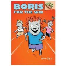 Boris #3: Boris for the Win (A Branches Book) - Library Edition