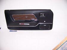 1969 MUSTANG MACH1,BOSS-302 BOSS-429 COMPLETE DELUXE DOOR PANEL KIT; W/ SPEAKERS