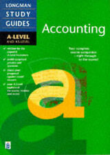 Good, Accounting: A-level & AS-level ('A' LEVEL STUDY GUIDES), Daff, Mr Trevor,
