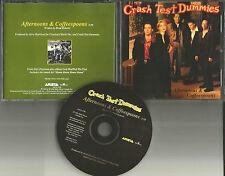 CRASH TEST DUMMIES Afternoons & Coffeespoons 1994 USA PROMO Radio DJ CD Single
