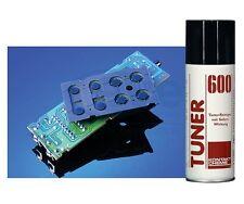 Tuner 600  200 ml - Tuner Kontaktreiniger- schnelltrocknend