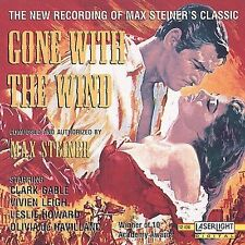 Gone with the Wind [Laserlight] by Max Steiner (Composer) (CD, Oct-1994,...