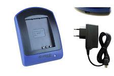 Chargeur (USB/Secteur) NP-BD1 pour Sony Cyber-shot DSC-T700, T900, TX1