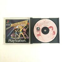 Superstar Dance Club 1 Hits - Sony Playstation - PS1 - Complete With Manual