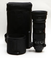 Sigma 150-600mm f/5-6.3 DG OS HSM Sports Lens for Nikon DSLR Camera - Sharp!