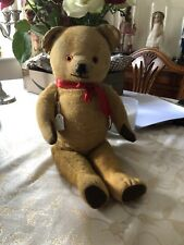 Large 1930's Antique Bear (chiltern/deans)