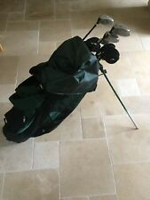 Golden Bear Ladies Golf Clubs 4-SW/3/5/7 Woods /putter & Stand Bag