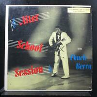 Chuck Berry - After School Sessions LP VG- LP-1426 Rare Deep Groove Blue Label