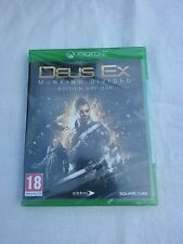 DEUX EX Mankind Divided ed. Day One -PAL FR-Xbox One 90071520 **NEUF-NEW**