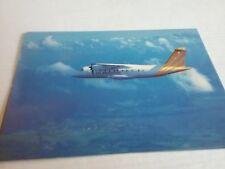 AIR ENGIADINA DORNIER 328 POSTCARD RARE!