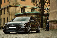 "22"" x 11J Ferrada FR4 Alloy Wheels Audi RS6 Fitment"