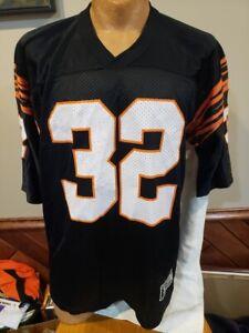VINTAGE Kijana Carter Cincinnati Bengals Men's XL 48 Starter Jersey, VERY NICE!