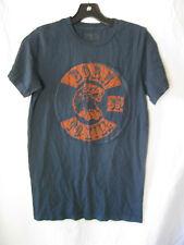 *Lip Service Kill City Blue Patch Born to Kill '85 Eagle SS Tee Shirt Guys S