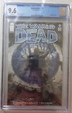 The Walking Dead #9 CGC 9.6 1st Otis