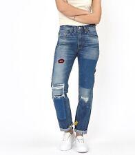 Levi's Vintage  women's 1954 501Z Grandstand retro designer Jeans  27 x 32 $425