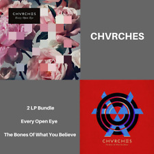 The Bones of What You Believe by Chvrches (Vinyl, Jun-2014)