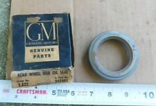 NOS REAR AXLE SHAFT OIL SEAL ANTIQUE CHEVY PONTIAC CARS +1933-63 CHEVROLET TRUCK