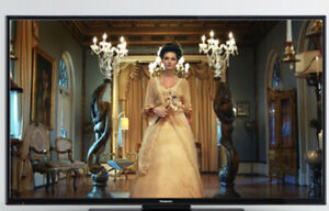 Panasonic TX-43D302B 1080p Full HD LED TV with Freeview HD
