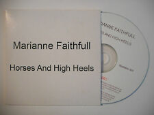 MARIANNE FAITHFULL : HORSES AND HIGH HEELS ♦ CD ALBUM PORT GRATUIT ♦
