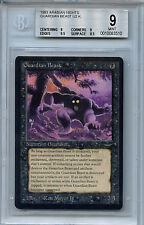 MTG Arabian Nights Guardian Beast BGS 9.0(9) Mint Magic Card WOTC 3510