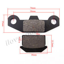 Disc Brake Caliper Pads For Chinese Apollo Orion SSR Coolster Pit Dirt Bikes