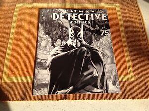 BATMAN DETECTIVE COMICS, 75 YEARS OF BATMAN.  20 X 70c  STAMPS IN FOLDER.