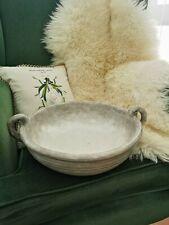 Extra Large Ceramic Fruit Bowl Or Bird Bath