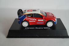 Modellauto 1:43 Citroen Loeb Nr. 1